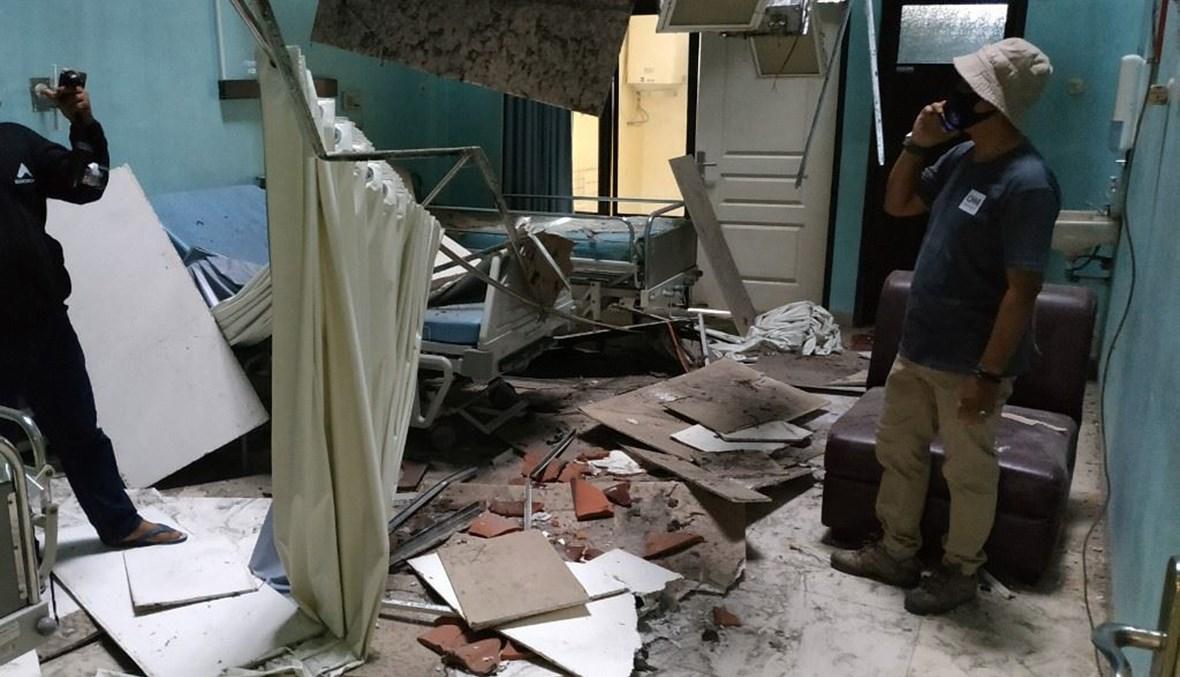 زلزال بقوة 6 درجات يضرب قبالة سواحل أندونيسيا