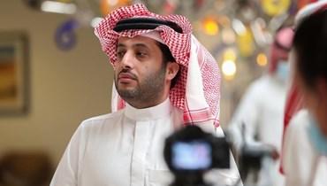 تركي آل الشيخ في كواليس برنامج رامز جلال... وعمرو دياب يرفض التحدّي