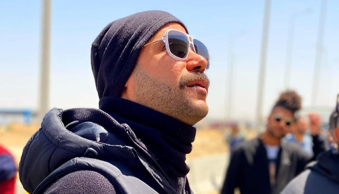 محمد إمام.