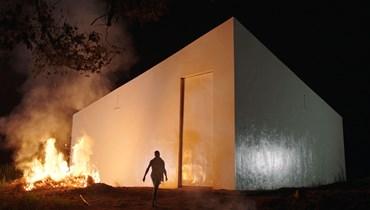 """بالتزامن مع عرضه في متاحف عالمية... العرض الأول في الشرق الأوسط لـ""""مكعب أبيض"""""""