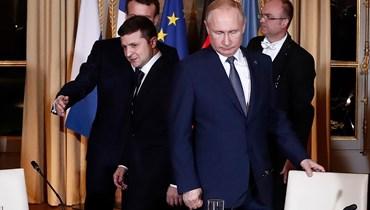 هل تنفجر الحرب بين روسيا وأوكرانيا؟