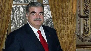 رفيق الحريري جمع تلاوين لبنان