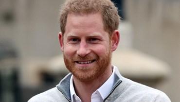 الأمير هاري (ا ف ب)