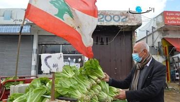 هل ارتفعت أسعار الخضر على أبواب شهر رمضان؟ (تعبيرية - تصوير حسام شبارو).