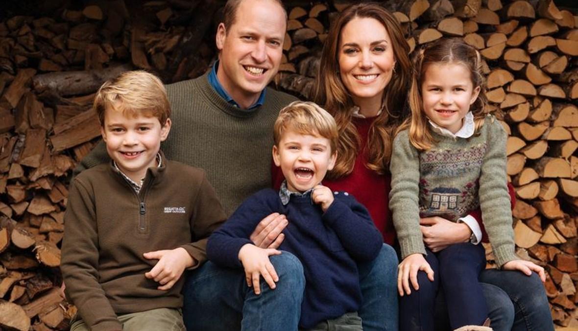 عائلة الأمير ويليام.