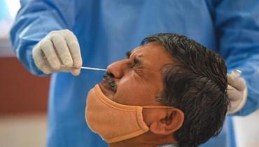 الهند ثاني أكثر دولة في العالم تضررا من كوفيد-19