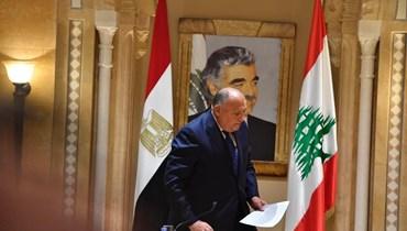 """لماذا لم تتقيّد مصر بأصول """"التوسّط"""" في لبنان؟"""