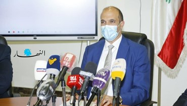 وزير الصحة حمد حسن.