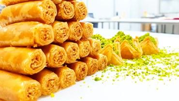 إليكم طريقة تحضير الحلويات الشرقية وبطرق سهلة