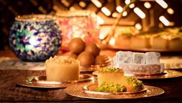 حلوبات رمضان.