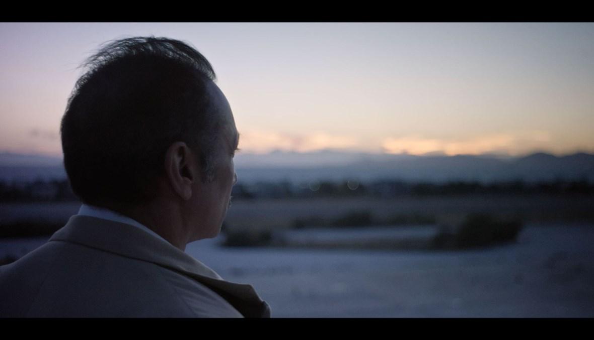 """مشهد من فيلم """"طرابلس الملغية""""."""