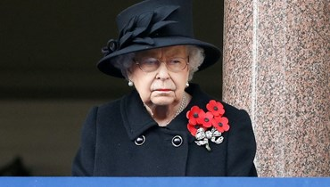 الملكة إليزابيث (أ ف ب).