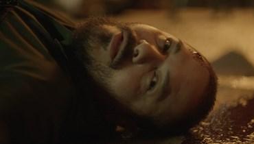 رامي عياش في شخصية جبران عقل لحظة استشهاده.