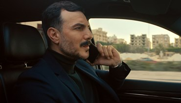 """باسل خياط بدور يوسف في """"حرب أهلية""""."""