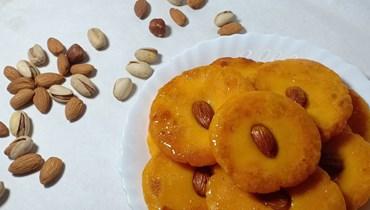 أقراص قمر الدين: حلوى لذيذة في رمضان