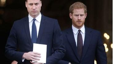 الأمير هاري ووليم.