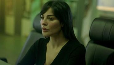 نادين نجيم في شخصية النقيب سما.