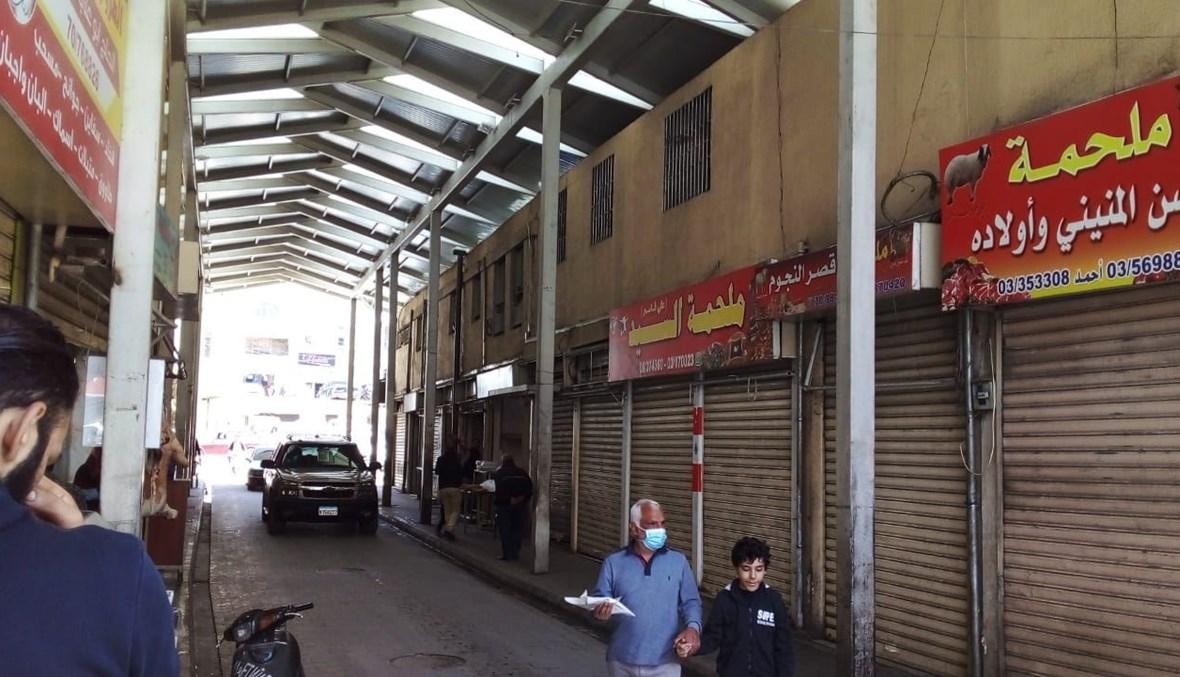 مشهد الملاحم في بعلبك (وسام إسماعيل).