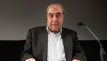 الكاتب السوري المعارض ميشال كيلو (أ ف ب).