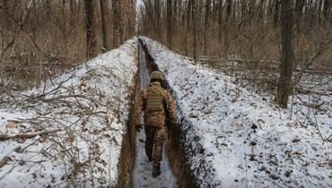 قوات عسكرية على  الحدود...هل تشتعل حرب روسية أوكرانية؟
