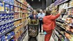 """الأمن الغذائي المهدد يفجر الغضب في السوبرماركات (تعبيرية - """"النهار"""")."""