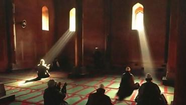 مسجد.