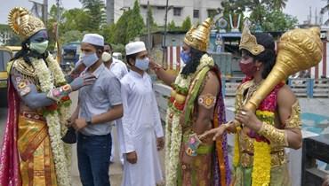 متحوّرة هندية مزدوجة لفيروس كورونا مثيرة للقلق... هل تستجيب للقاح؟