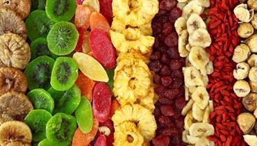 احرصوا على تناول الفواكه المجففة في رمضان