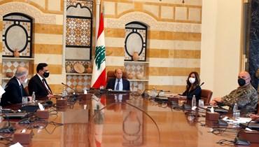 """الاجتماع الأمني في بعبدا... هذا ما كشفه وزير الداخلية لـ""""النهار"""""""