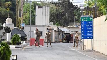 """كاميرات المراقبة تحدّ من تحركات """"حزب الله"""" قرب الحدود... وبند الطائرات المسيّرة فوق """"الخط الأزرق"""" غير قابل للتحقق"""
