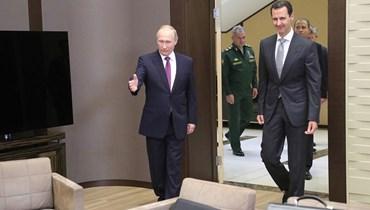 اتفاق الأسد وروسيا وإسرائيل على إخراج إيران من سوريا؟