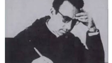 ألبير شرفان راهباً منذ تسعة وخمسين نيساناً...
