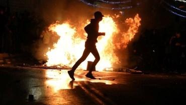 بالفيديو والصور: القدس انتفضت ليلًا ضد إجراءات الاحتلال