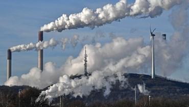 """منشآت لتوليد الطاقة على الفحم وأخرى عبر الرياح في المانيا - """"أ ب"""""""