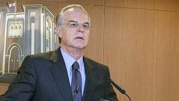رئيس لجنة الادارة والعدل النائب جورج عدوان