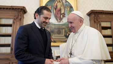 الدلالات الحاسمة لزيارة الفاتيكان