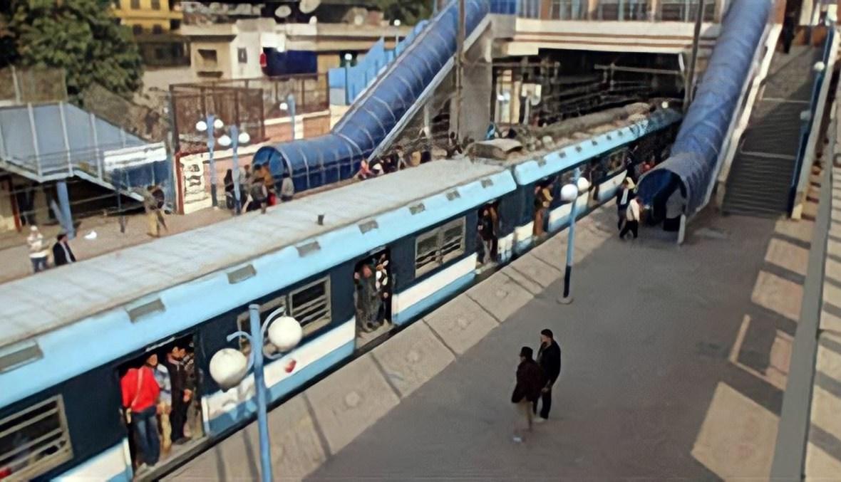 مترو القاهرة.. الخط الأول