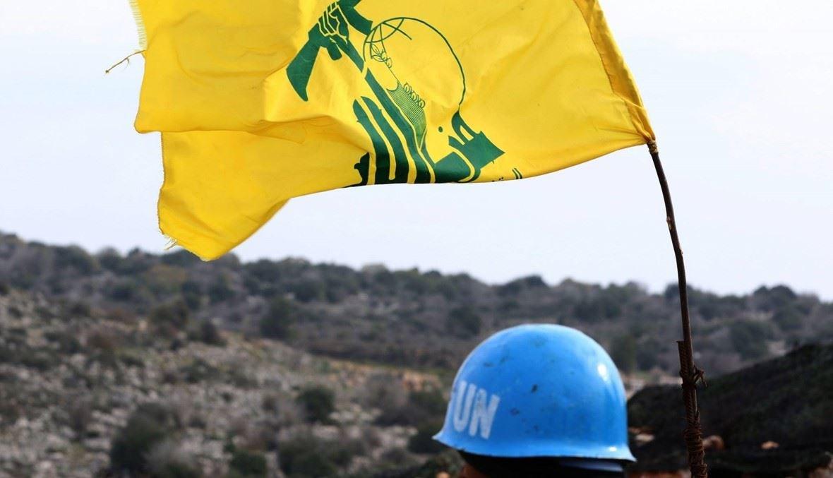 """""""جهد (حزب الله) بعد انفجار المرفأ من اجل النأي بنفسه عن الاتهامات"""" (تعبيرية- أ ف ب)."""