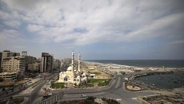 قطاع غزة (أ ف ب).