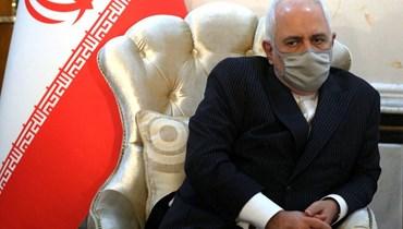 وزير الخارجية الإيراني محمد جواد ظريف (أ ف ب).