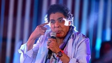 محمد منير.