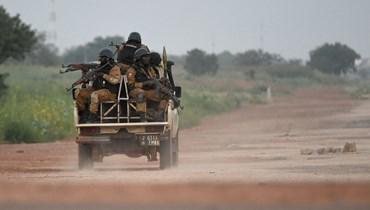 مشهد من بوركينا فاسو.
