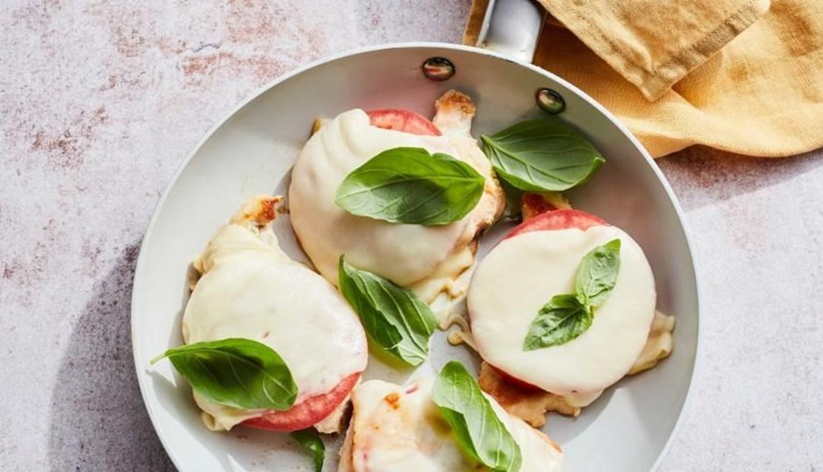 دجاج كابريس الإيطالي.