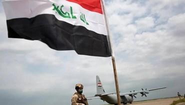 من العراق.