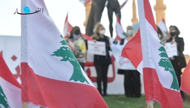 """""""الائتلاف المدني اللبناني"""": ولادة تحالف في شجرة الانتفاضة"""