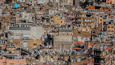 """مشهد بيروتي. (أرشيف """"النهار"""")."""