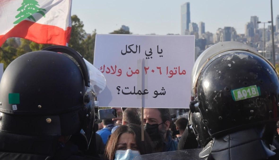 من التحركات في الشارع (نبيل اسماعيل).