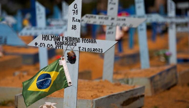 البرازيل: حصيلة ضحايا كورونا تتخطّى 400 ألف وفاة