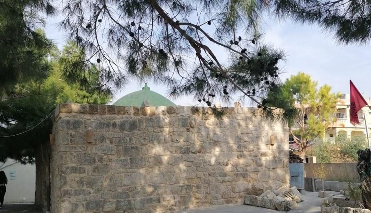 مقام النبي عمران- تصوير ريم قمر