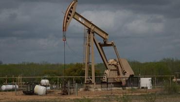 """""""أسعار النفط تنزل عن قمة 6 أسابيع"""" (تعبيرية - أ ف ب)."""